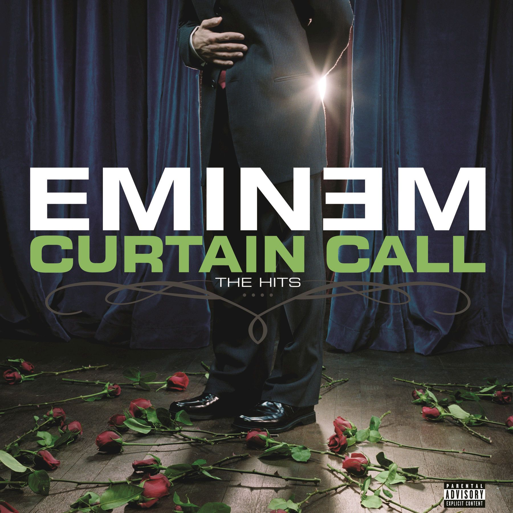 Curtain Call The Hits Deluxe Version By Eminem On Itunes Eminem Eminem Poster Curtain Call