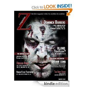 Amazon.com: Z Magazine (The First Magazine Written By Zombies, For Zombies) Winter 2012 eBook: Eloise J. Knapp, L.J. Landstrom: Kindle Store