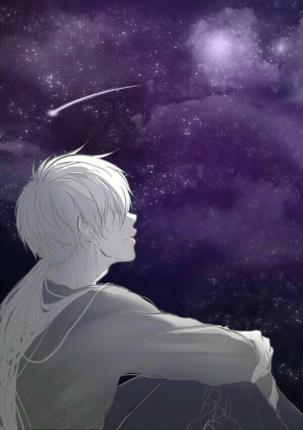 Ugh Looking At The Stars With Zen That Cutscene Was So Cute Tt Zen Mystic Messenger Mystic Messenger Mystic Messenger Characters