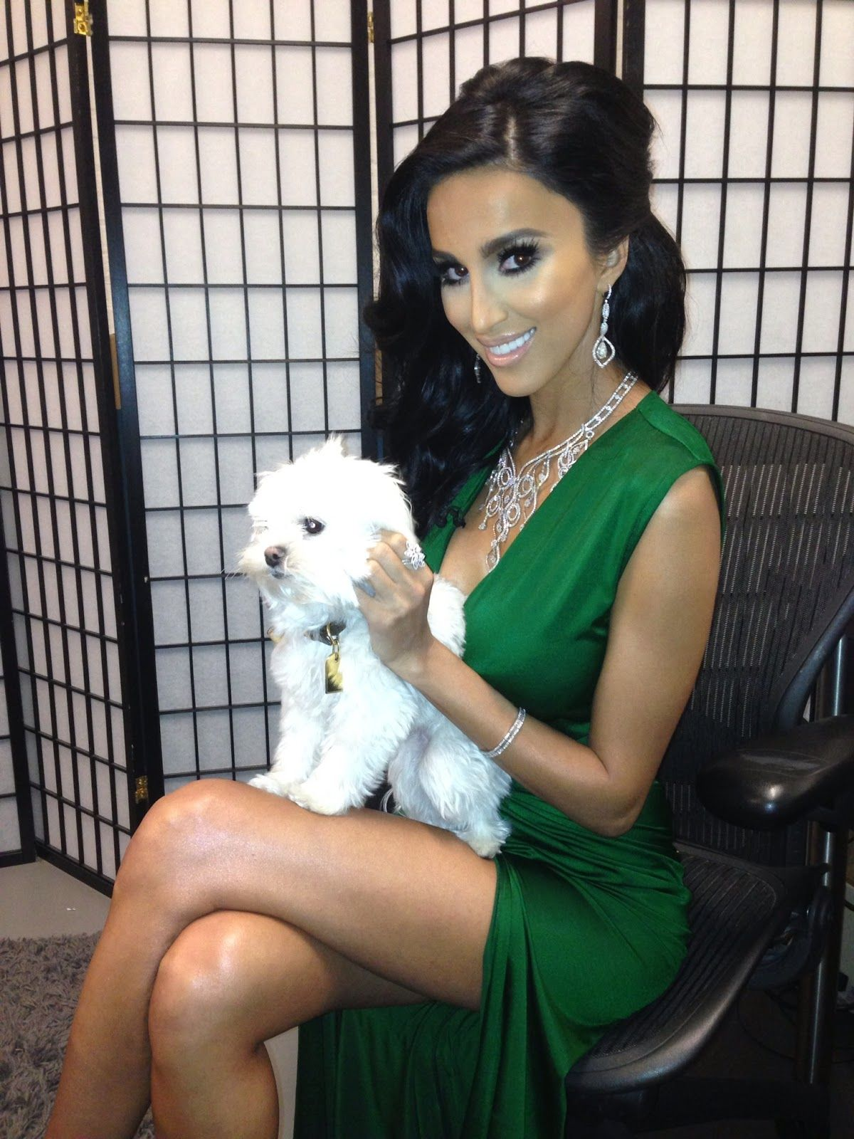 Lilly ghalichi glam babe lilly pinterest hair accessories