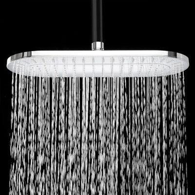 Akdy 1 8 Gpm Shower Head Water Saving Shower Head Shower Heads