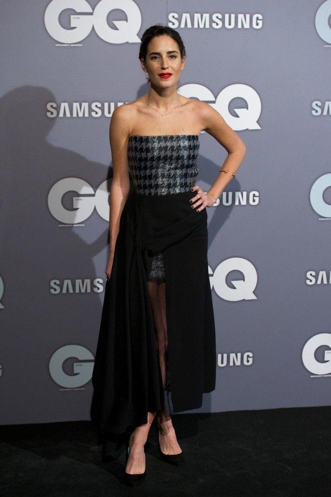 Gala Gonzalez in Christian Dior