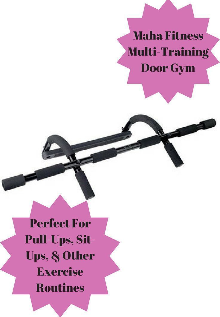 This Maha Fitness Multi Training Door Gym Makes Your Doorway Your Workout  Area. Perform Pull Ups, Sit Ups, And Other Exercise Routines Using This Pu2026