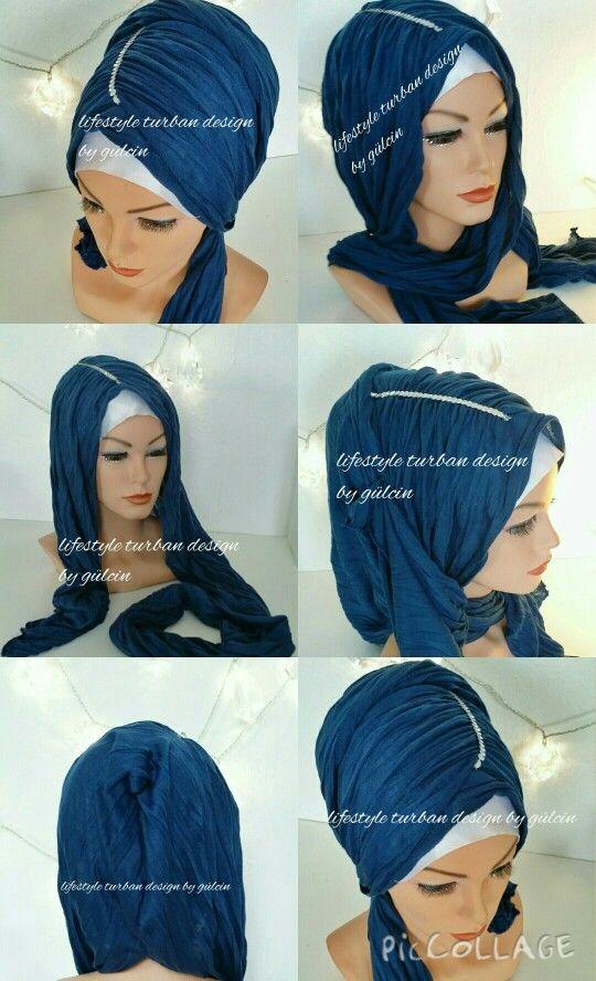 Hijab style / hijab cap   Одежда   Pinterest   Patrones de costura ...