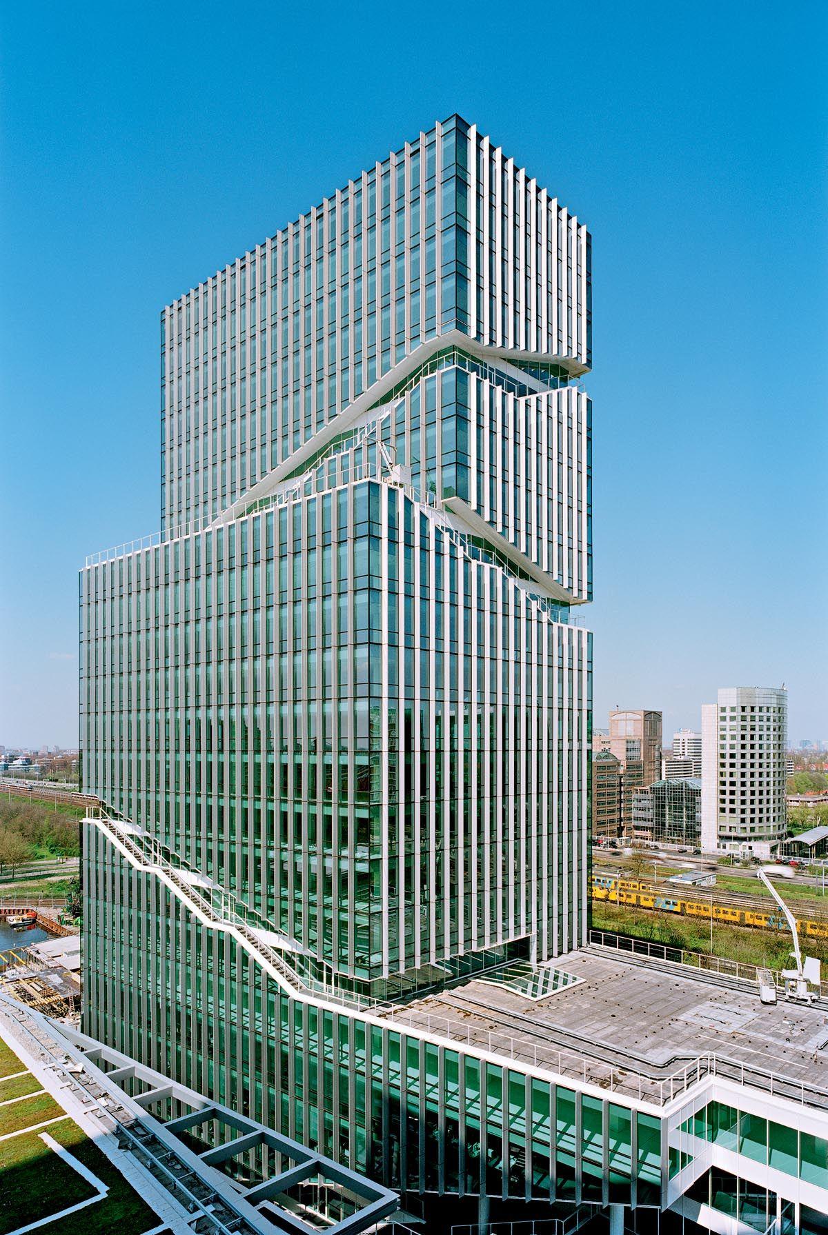 Mahler 4 Office Tower Amsterdam, The Netherlands