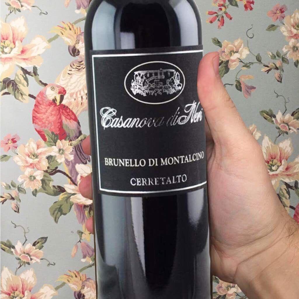 CERRETALTO Brunello Di Montalcino DOCG 2012