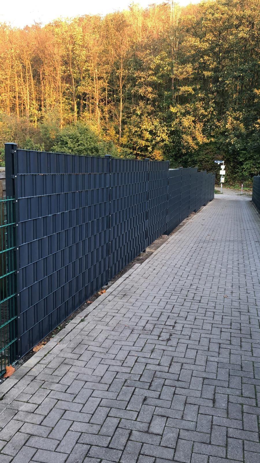 Sie Mochten Einen Neuen Zaun Oder Sichtschutz Dann Sind Sie Bei