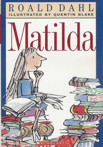 Matilda Novel Pdf