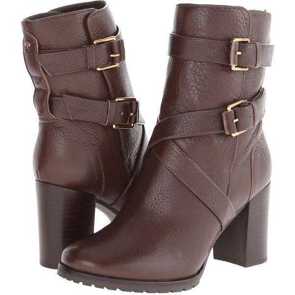 Kate Spade New York Layne (Brown Grainy Calf) Women's Shoes (660 BRL)