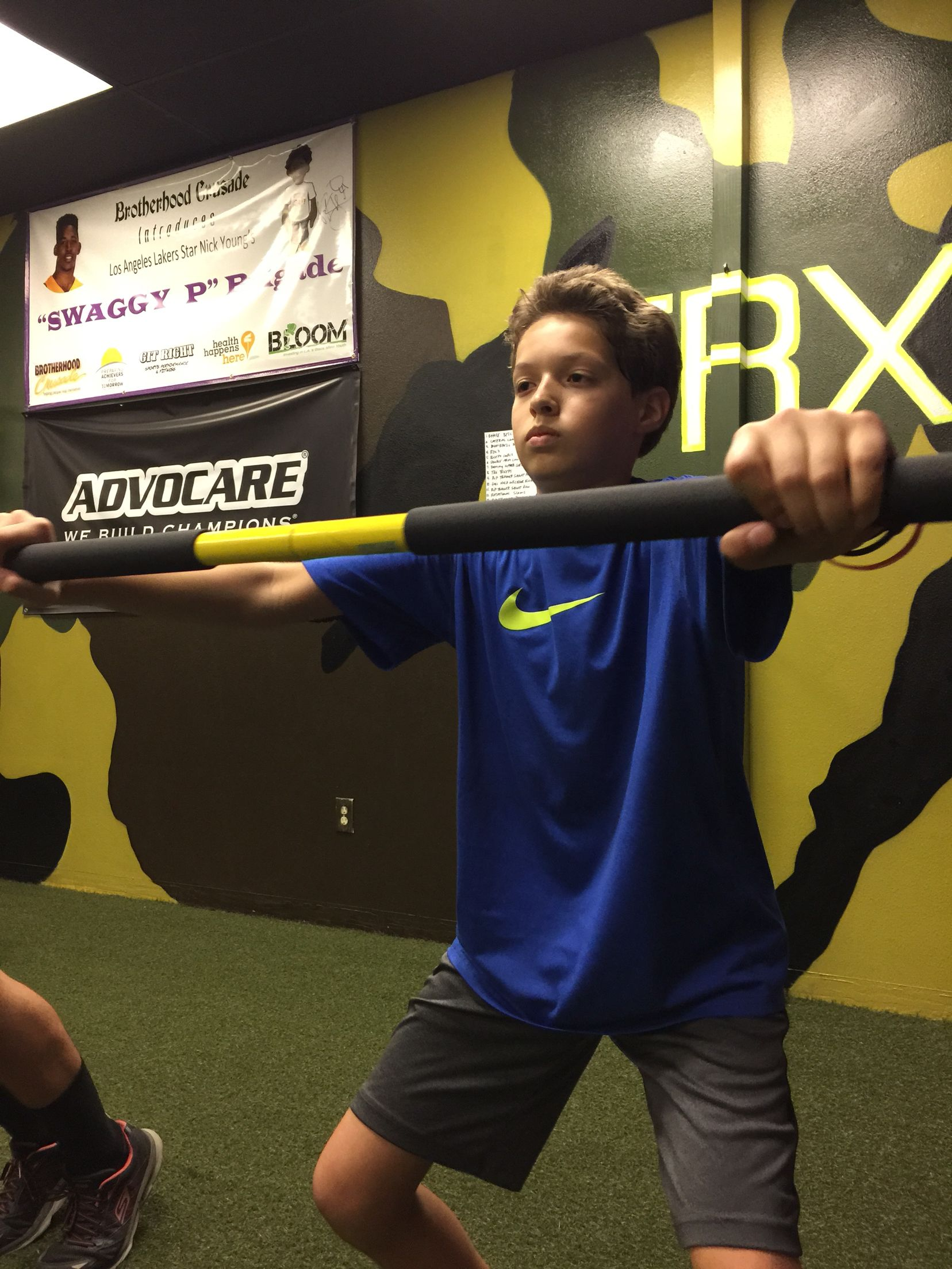KIDS RIP TRX TRAINING COURSE Trx training, Training