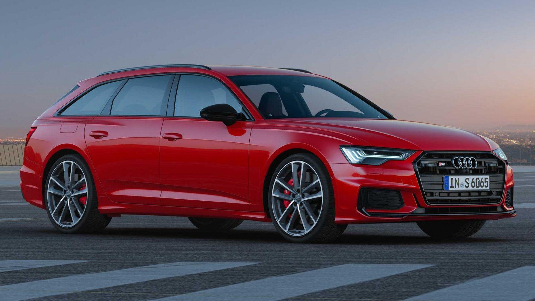 2020 Audi S6 0 60 Audi S6 Audi Tdi Audi