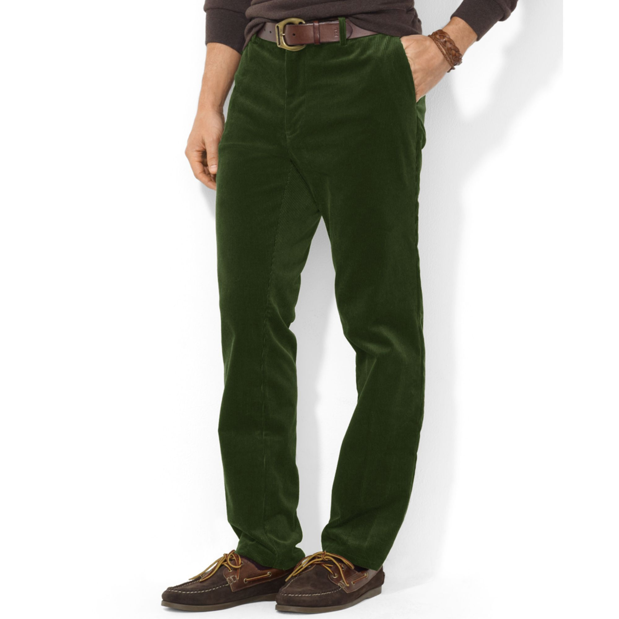 3293bccd2a5116 Polo Ralph Lauren Stretch Slim Fit Corduroy Pant