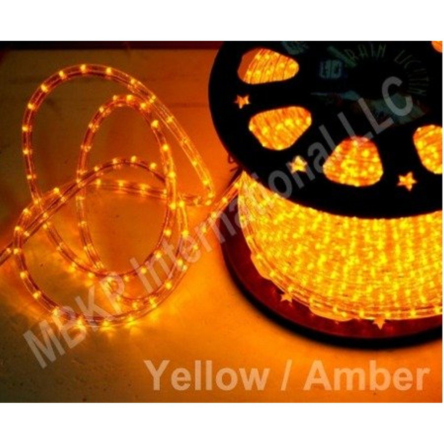 yellow 12 volts dc led rope lights auto lighting 10 feet you can get more details by clicking on the image