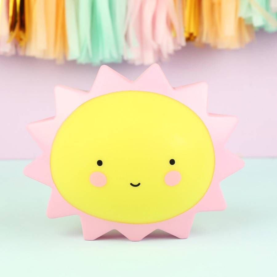 Cadeaus Kind: Mini Zonlamp - Alittlelovelycompany - Axeswar Design