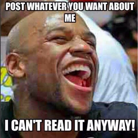 Floyd Mayweather Meme