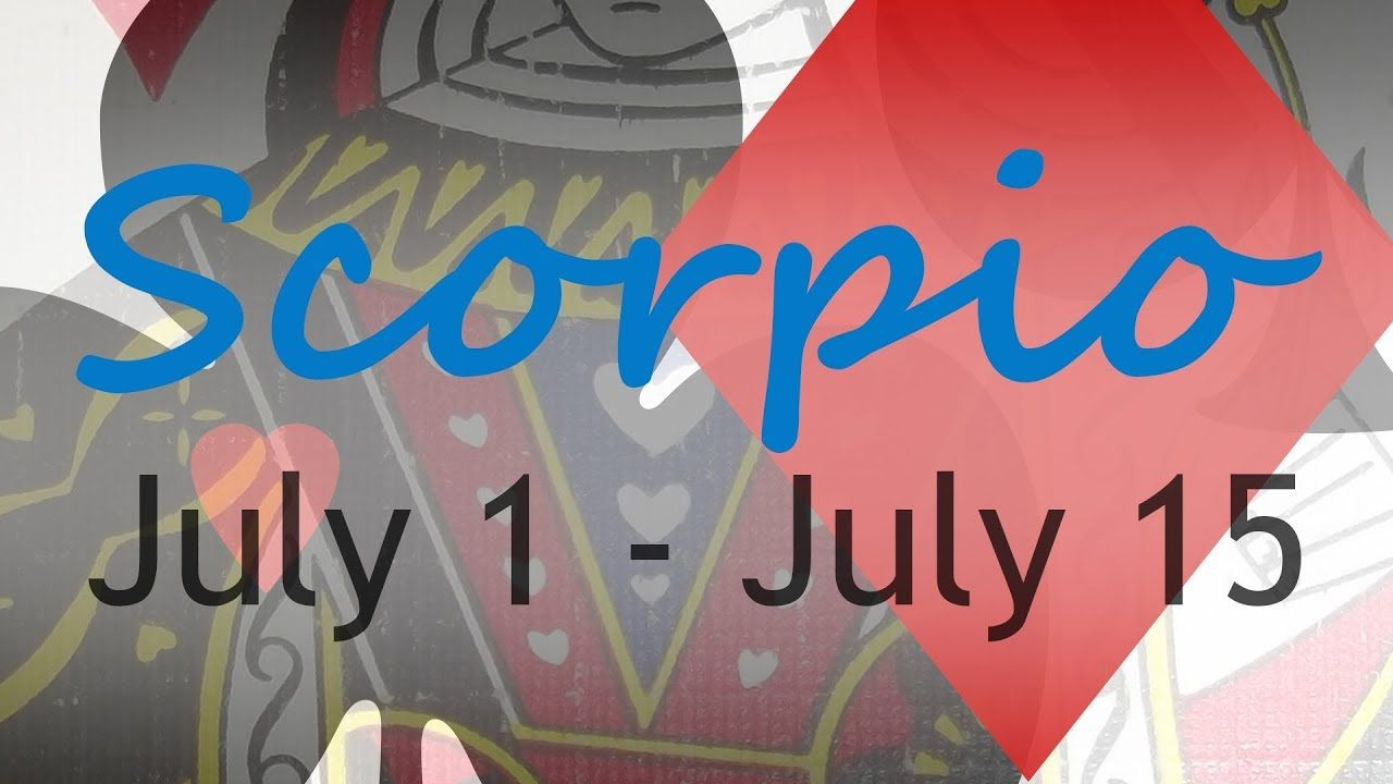 Scorpio July 1 15 2018 Early Stages Of Transition Cartomancy July 1 Virgo