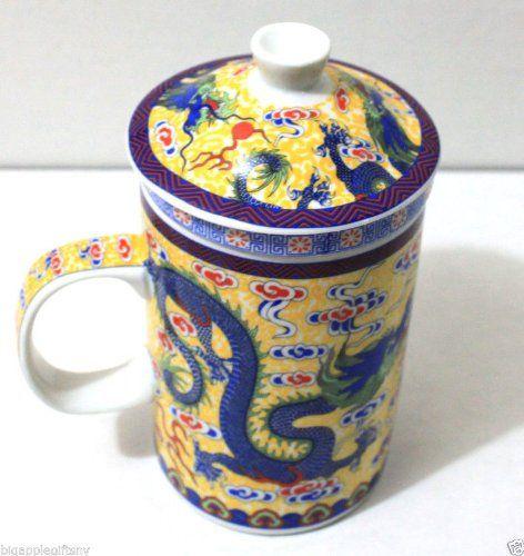 22+ Tea infuser mug with lid inspirations