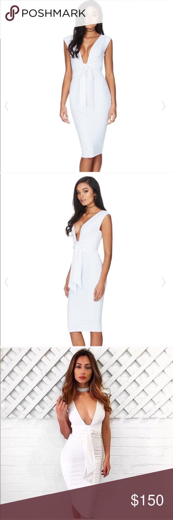 Nookie White Royal Midi S Clothes Design Outfits Dresses [ 1740 x 580 Pixel ]