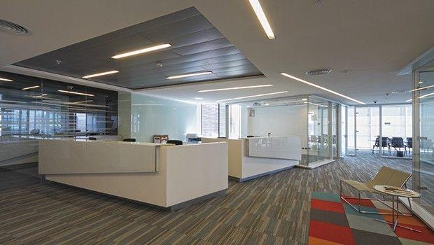 Arquitectura interior oficinas corporativa grupo empresas for Empresa diseno de interiores