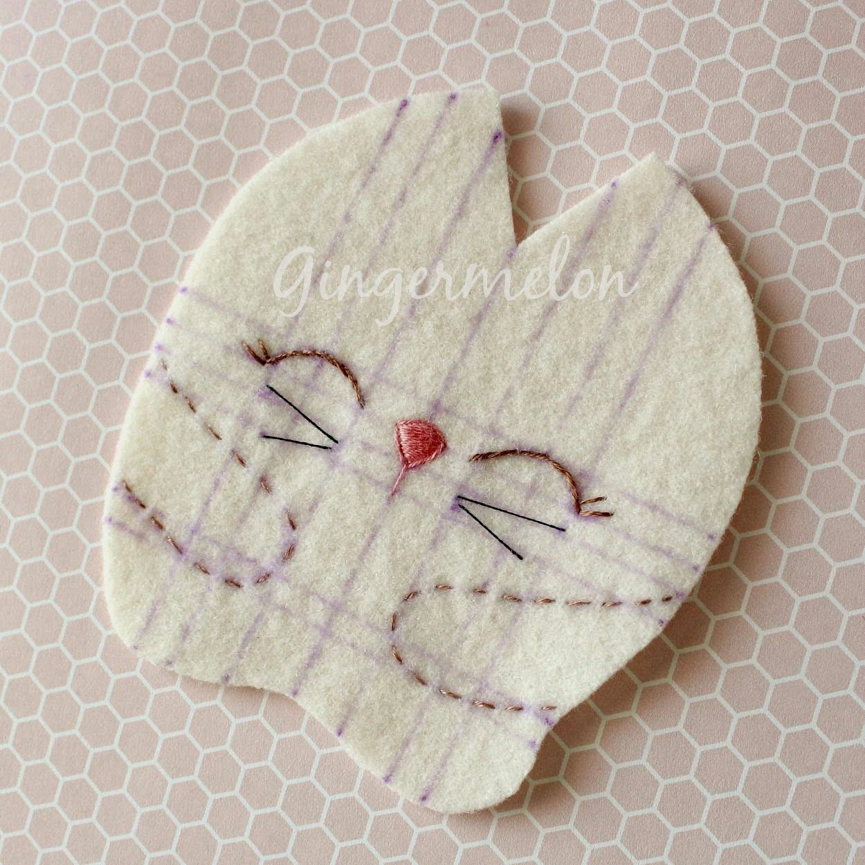 Hello there! I have a lovely surprise to share with you all today, it's a free tutorial to make a Snuggle Bunny and Kitty! Not only are th...