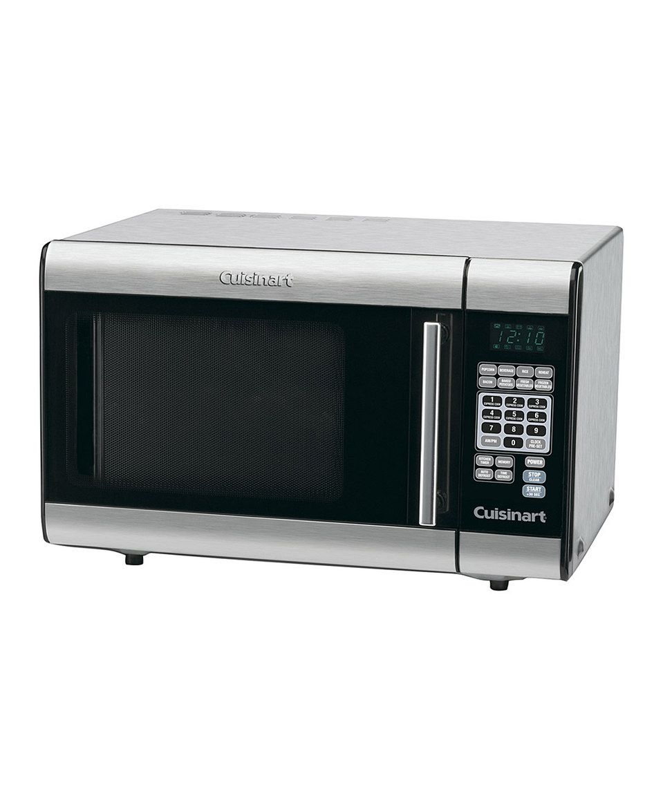 Take A Look At This Cuisinart 1 000 Watt Microwave Oven Today Cuisinart Microwave Oven Stainless Steel Microwave