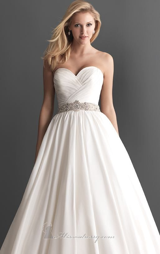 Allure 2614 by Allure Bridals Romance This is my rochester wedding dress