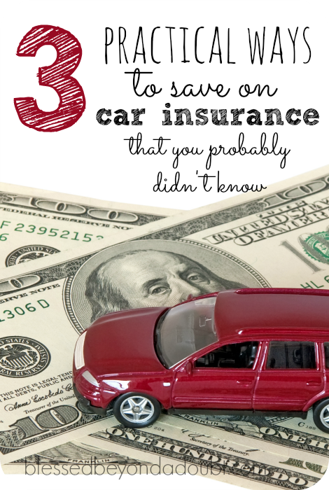 3 Ways To Save On Your Car Insurance That Will Make A Difference