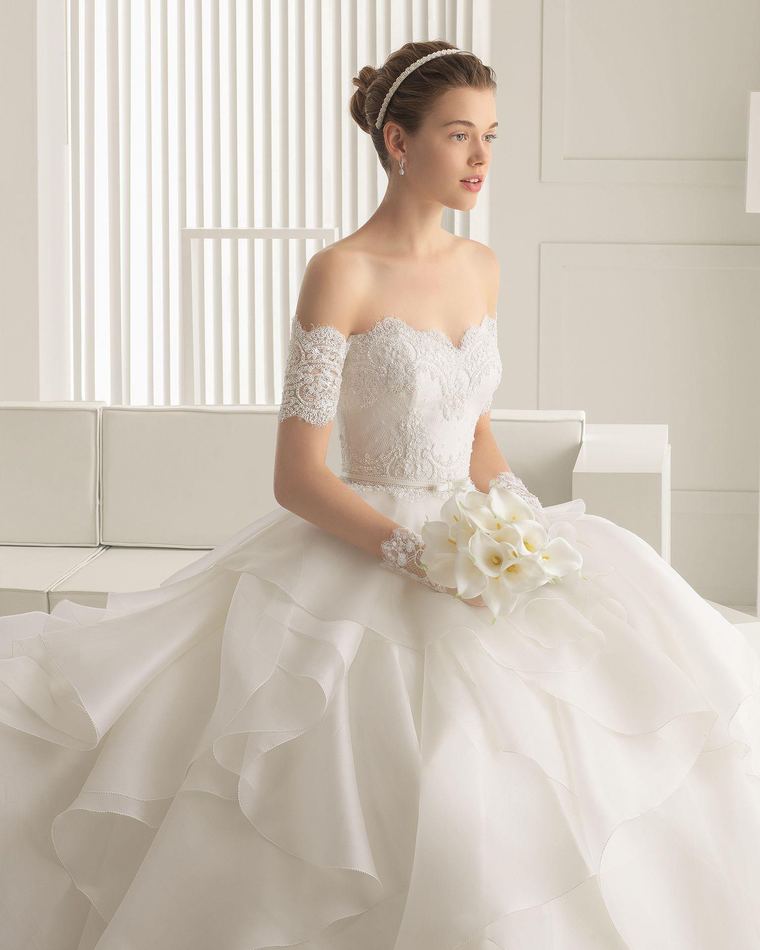 Rosa Clara Wedding Dresses 2015
