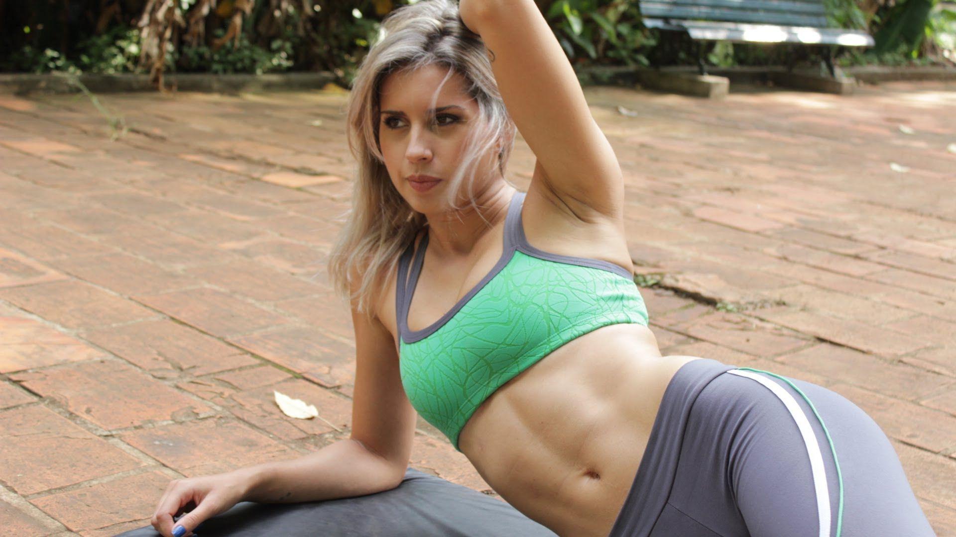 5 exercícios para definir a barriga