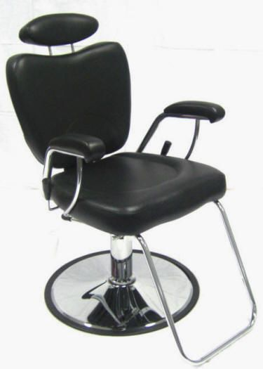 Strange All Purpose Reclining Hair Styling Chair With Headrest For Lamtechconsult Wood Chair Design Ideas Lamtechconsultcom