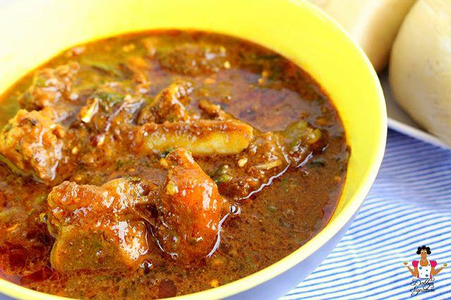 Draw soup recipe ogbono okra combo dobbys signature nigerian food blog nigerian food recipes african food blog draw forumfinder Images