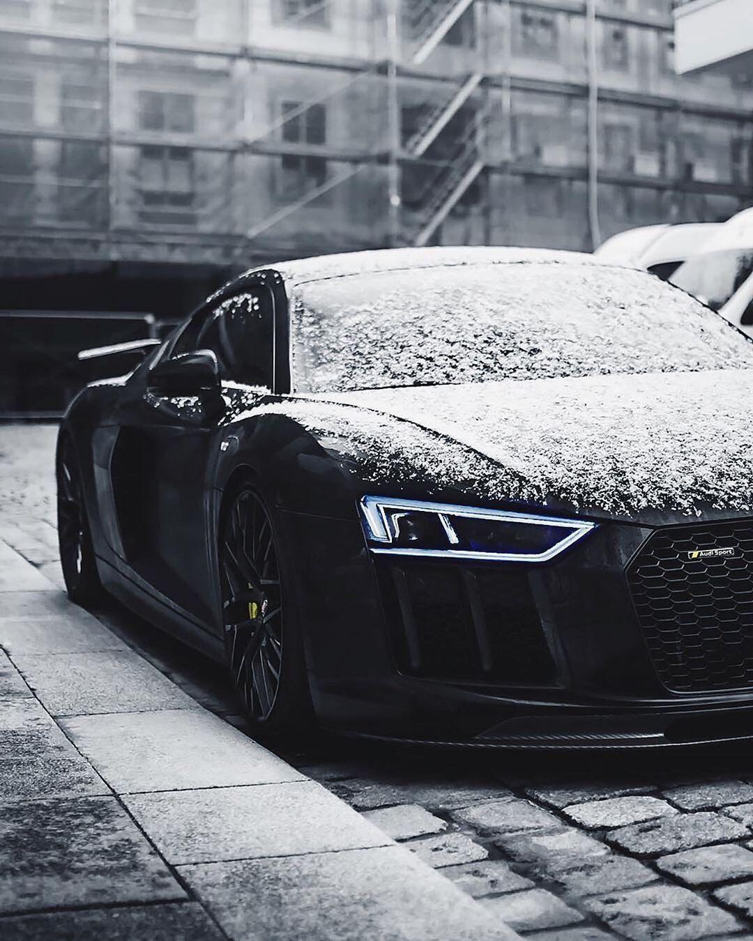 Audi R8 Matte Black Price : matte, black, price, Black, Automotive