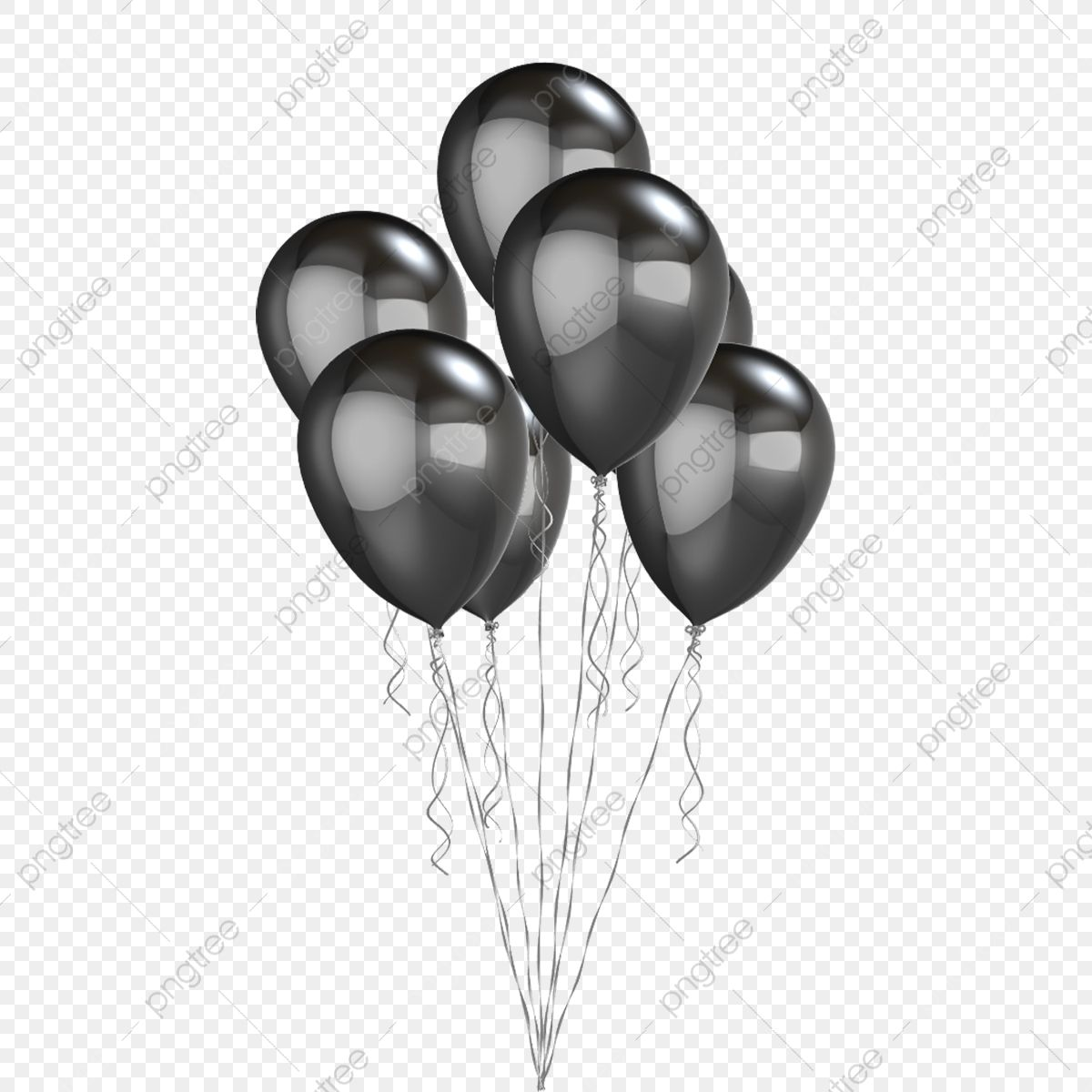 Black And Silver Balloons Png Silver Balloon Black And Gold Balloons Black Balloons