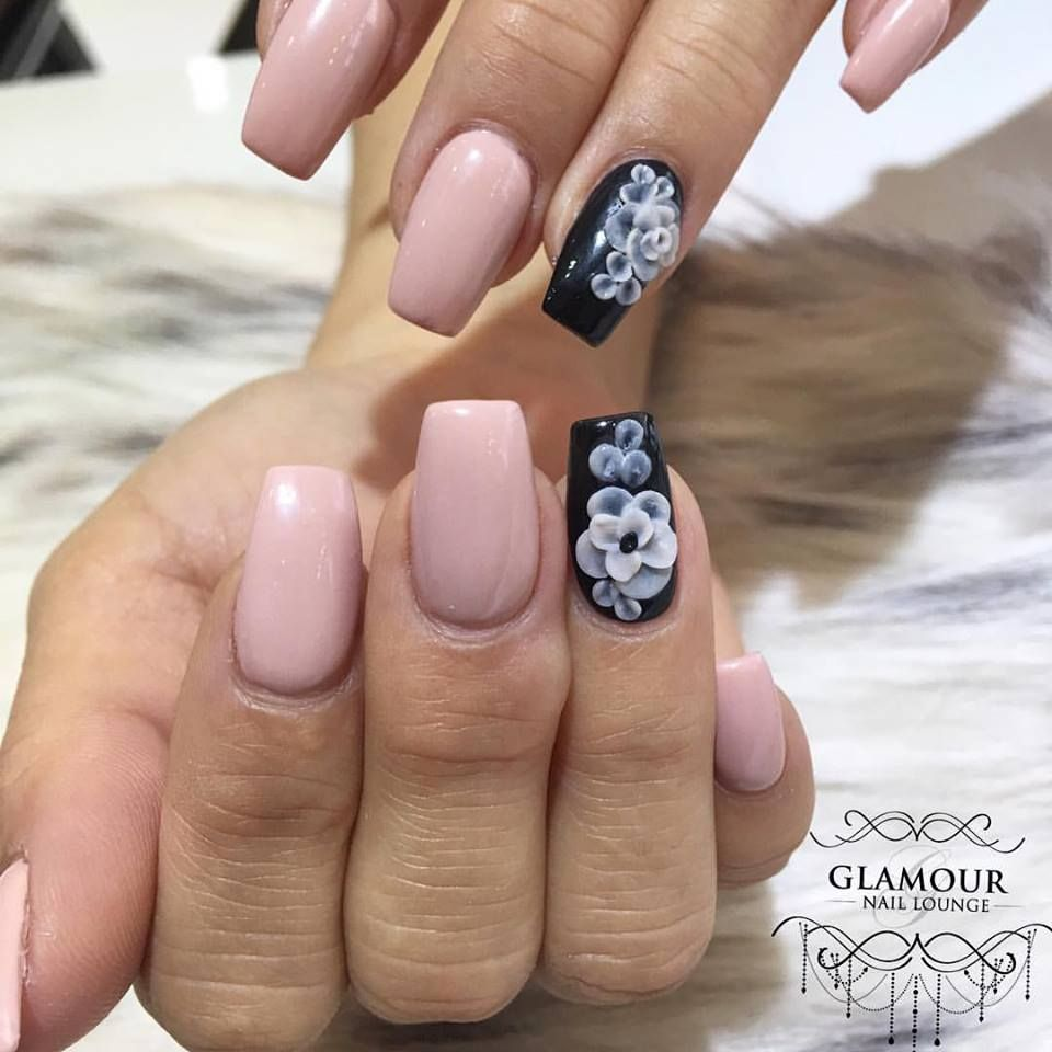 51 exclusive 3d nail art ideas that are in trend this summer 3d nail art designs acrylic 3d nail art flowers 3d nail art ideas prinsesfo Gallery