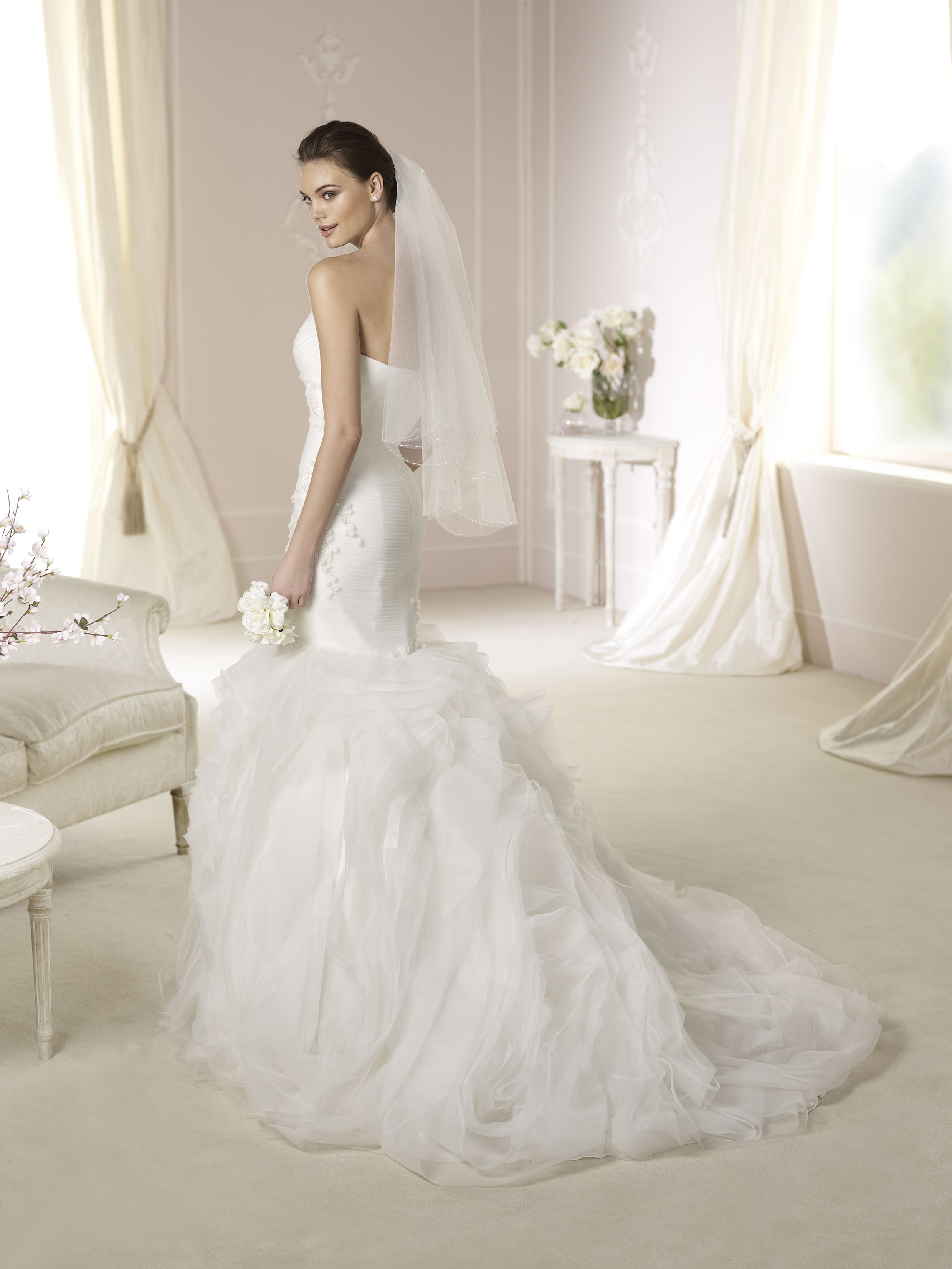 White One by Pronovias Fashion Group, presented by \