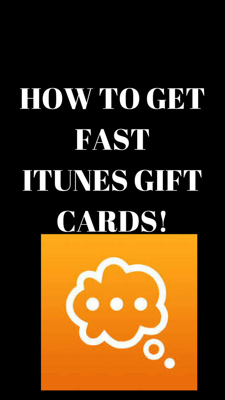 QuickThoughts rewards you with FREE iTunes Gift Cards for sharing