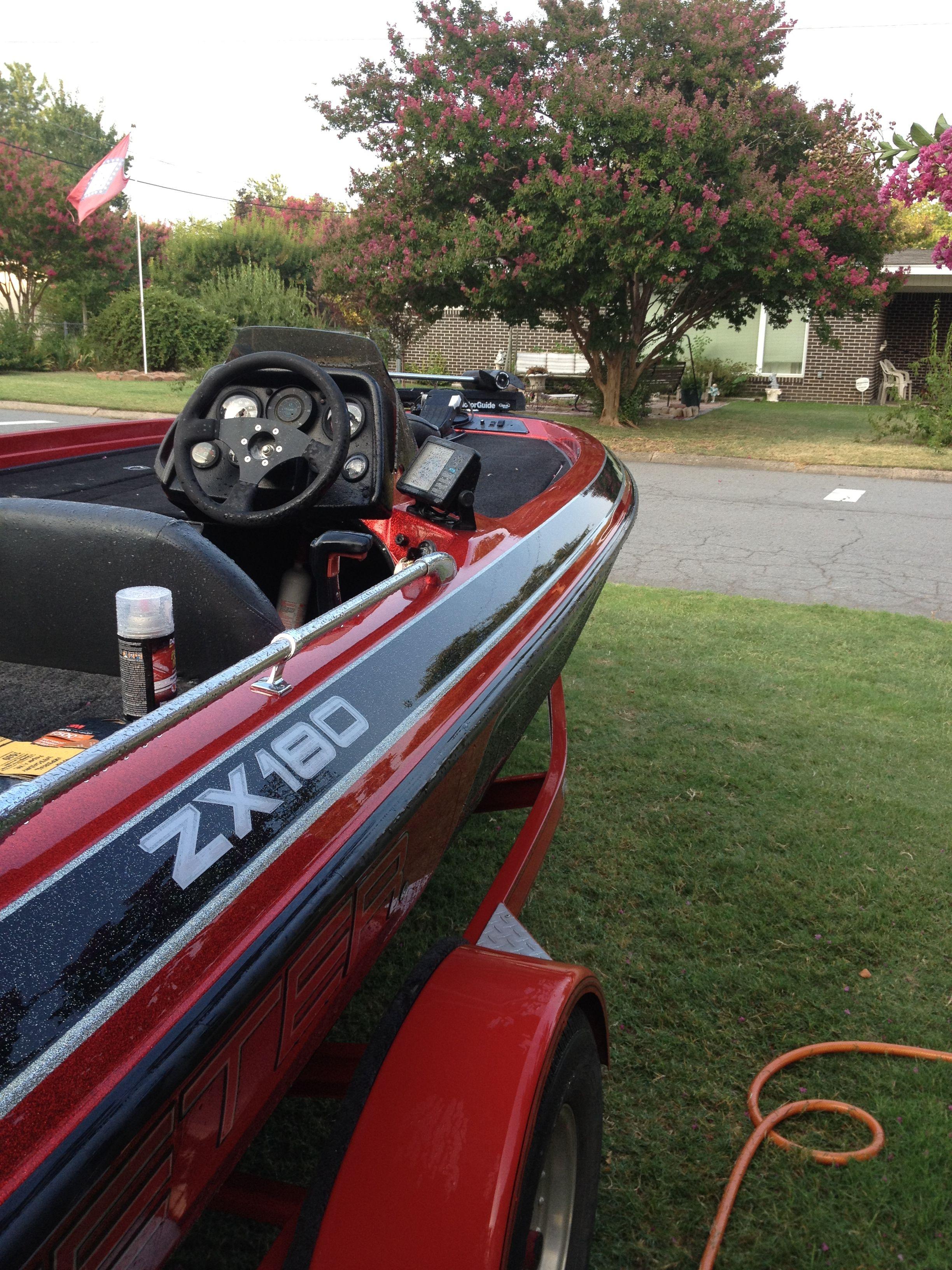 My Skeeter Zx 180 Bass Boat Fishin Boat