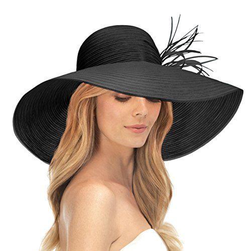 e0e1e3513 Eric Javits Womens Headwear Marisa Hat Black *** Click image for more  details. (Note:Amazon affiliate link)