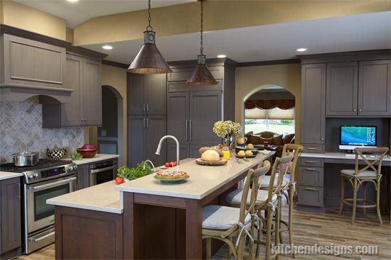 Shades Of Grey Kitchen Design