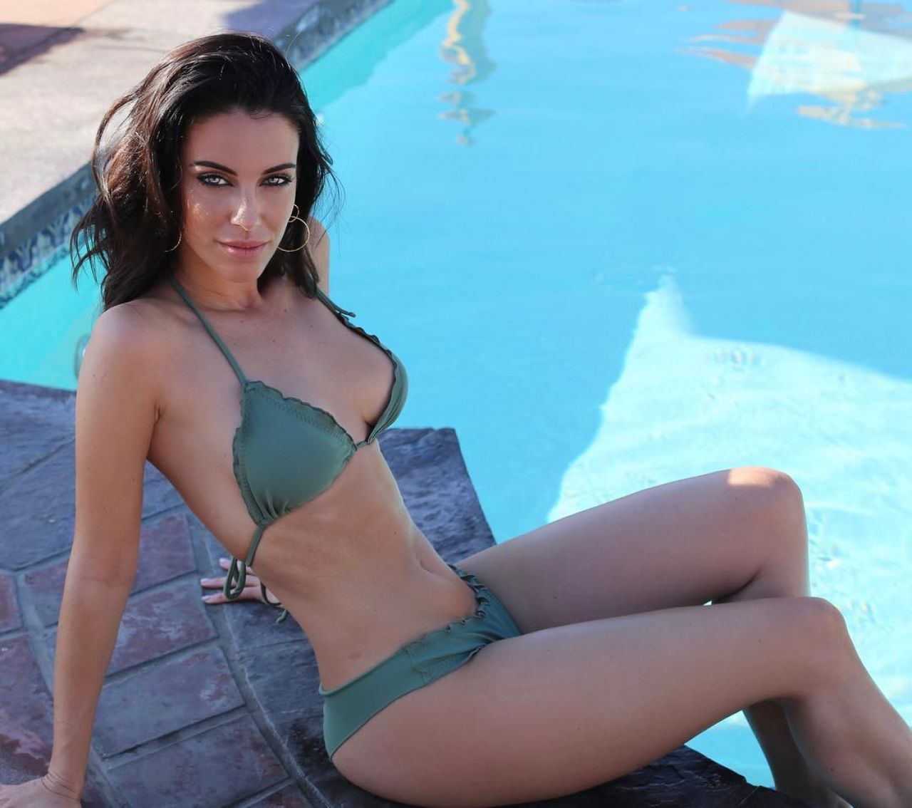 Watch Jessica lowndes sexy 7 Photos video