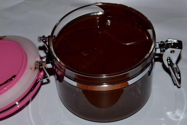 DOLCI-NUTELLA (ricetta bimby)