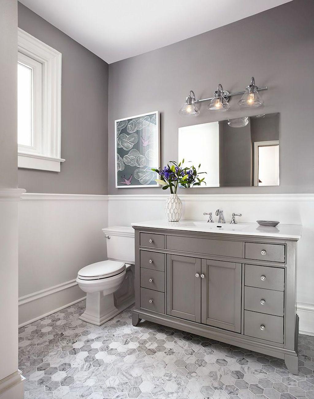 55 Shabby Chic Bathroom Decor Ideas Best Bathroom Paint Colors