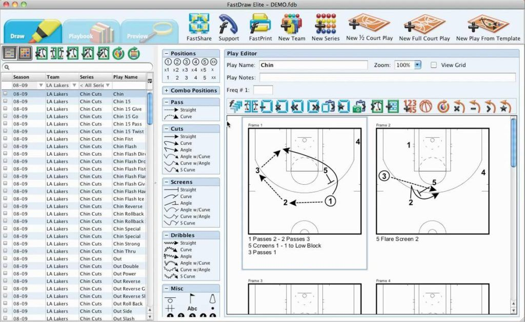 Download Fastdraw basketball Full Cracked Software