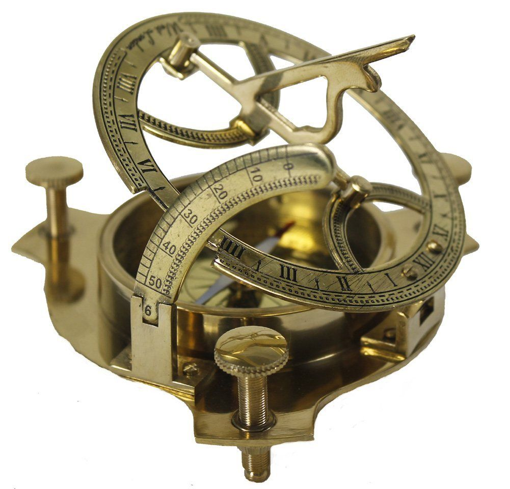 Nautical gifts for the home - Fully Functioning Compass Unusual Home Or Office Decor Item Great Addition To A Nautical Collection