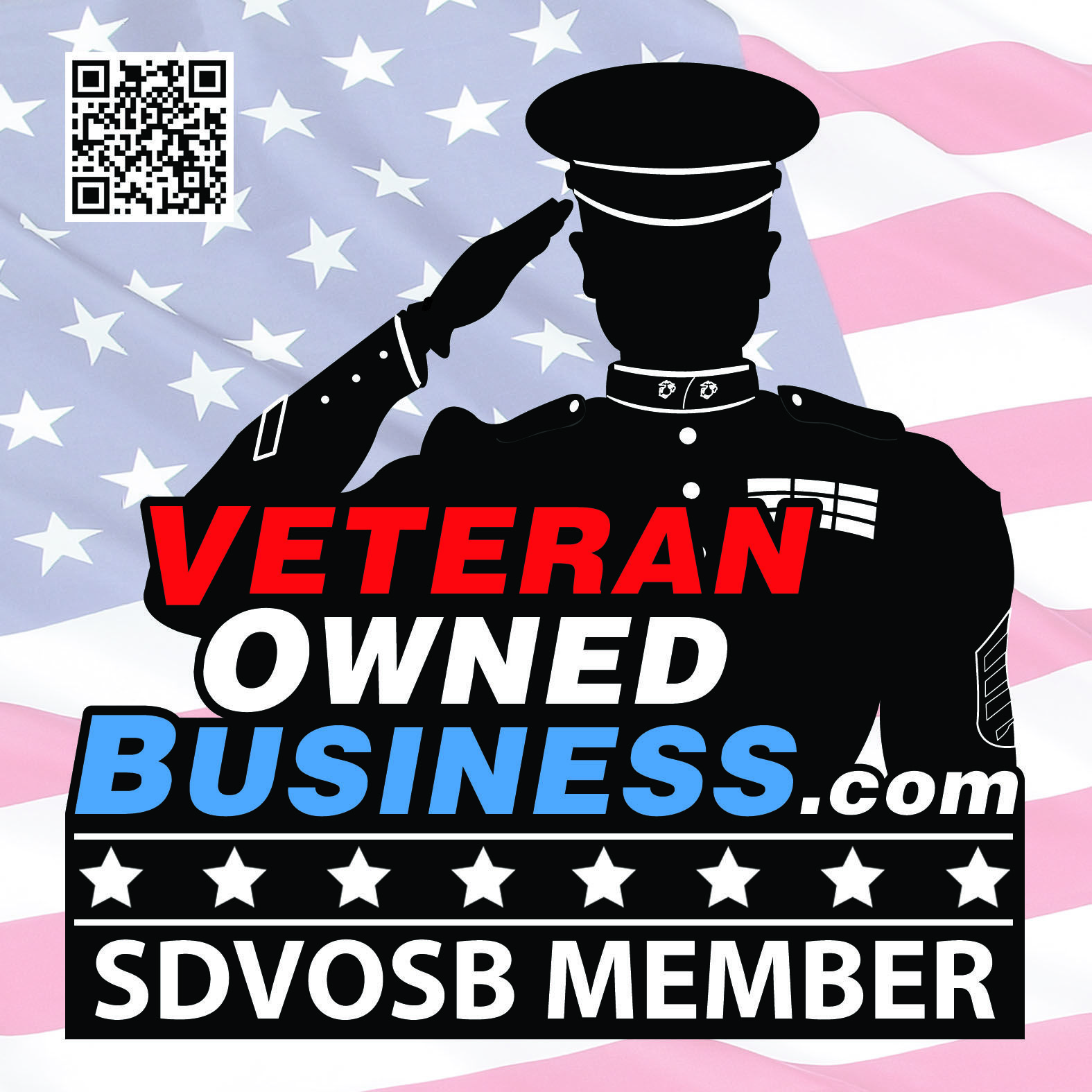 New Service Disabled Veteran Owned Small Business (SDVOSB