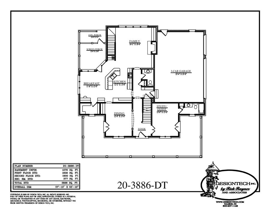 Free Log House Plans For Single Level Homes