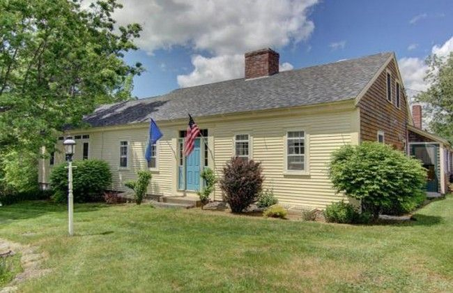 Perley Hill Cape | CIRCA Old Houses | Old Houses For Sale and Historic Real Estate Listings