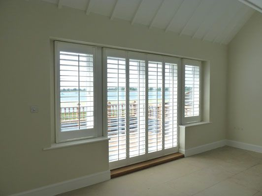 Wooden Blinds For French Doors