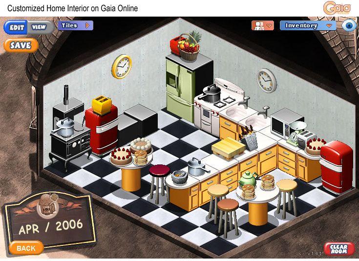 Gaia Online Homes Www.gaiaonline.com