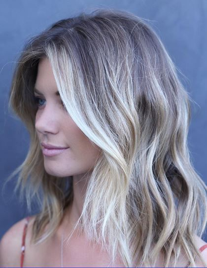 California Beachy Blonde Hair Color In 2019 Balayage Hair